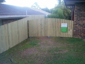 Ashley's Fencing - Timber Fencing