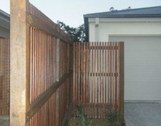 Ashley's Fencing – Timber Fencing