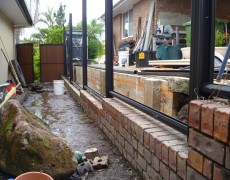 Ashley's Fencing Gold Coast Retaining Walls